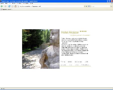 Alcázar - Hoteles en Segovia